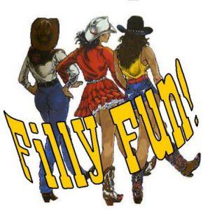 Filly Fun Cowgirls