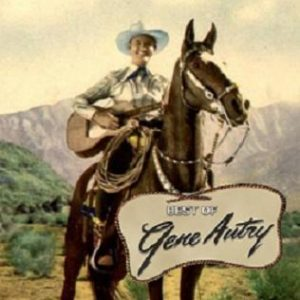 Gene Autry horse guitar