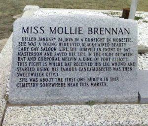 MollyBrennenGraveOl'Mobeetie