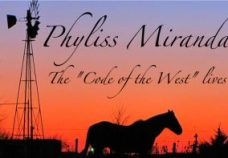 Phyliss sig horse and sunset