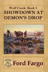 Wolf Creek-Showdown at Demon's Drop COVER