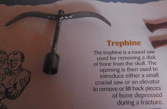 Trephine