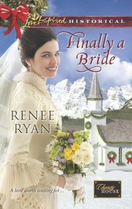 FINALLY A BRIDE cover art