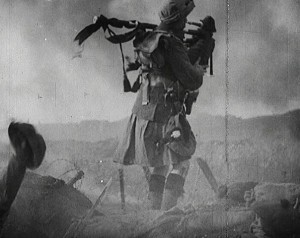 WWI Scottish Piper