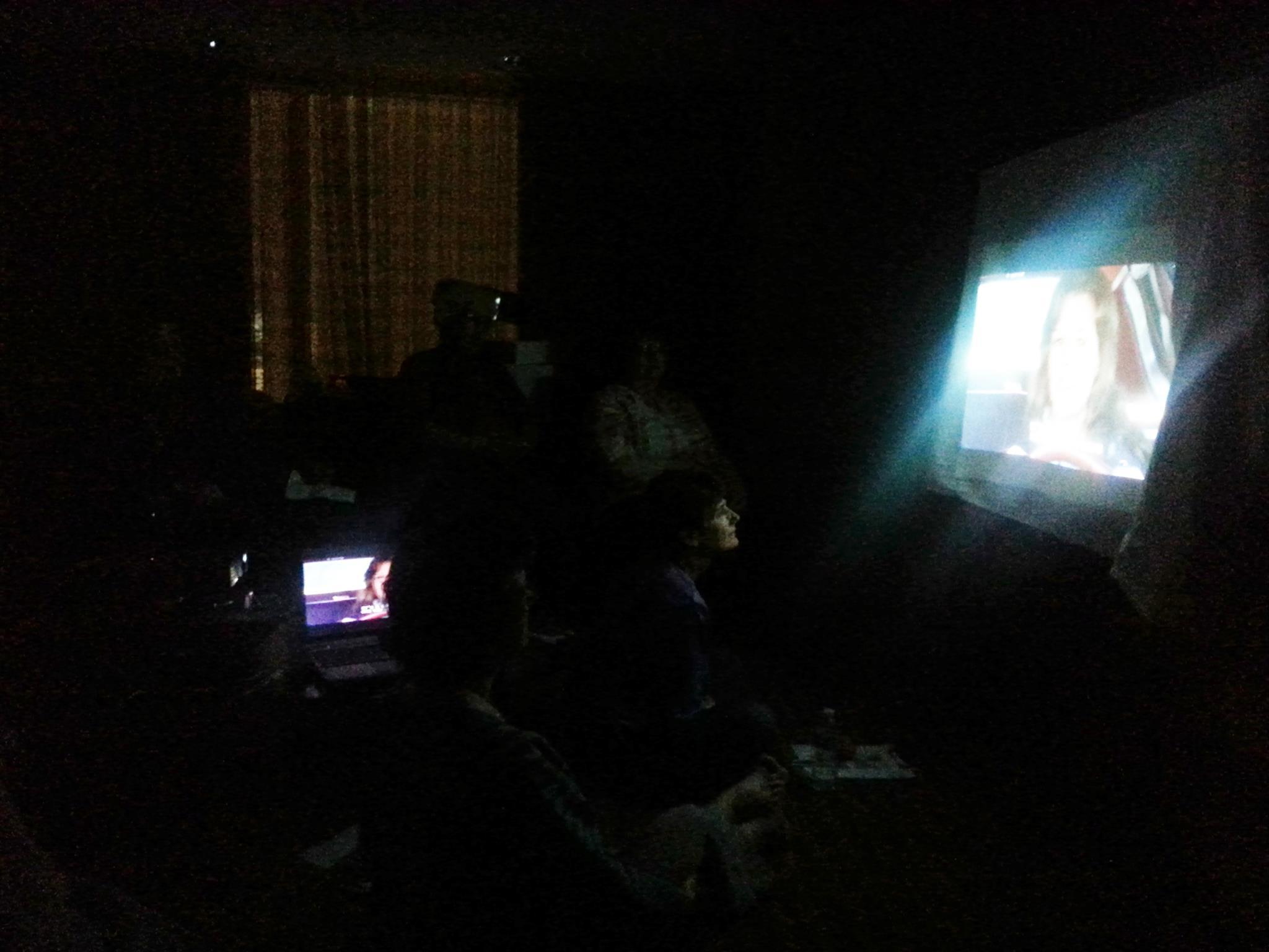 Convention 2014, Movie Night