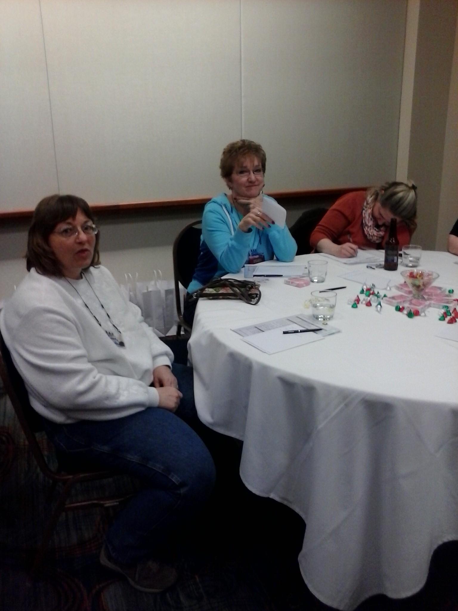 Convention 2014, Cheryl St.John