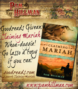 http://www.goodreads.com/giveaway/show/78464-claiming-mariah