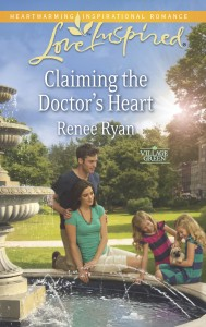 Claiming the Doctors Heart Cover art