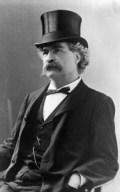 Samuel Clemens In Tophat