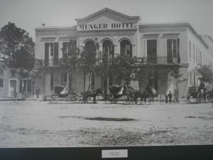 historic Menger