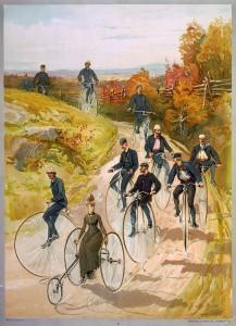1887 Bikes