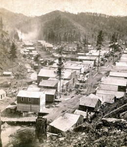 Deadwood, SD, 1878