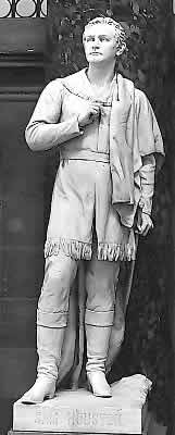 Sam Houston by Elisabet Ney