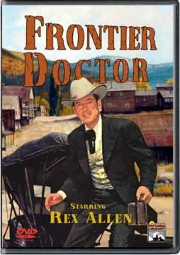 Frontier Doctor TV Show