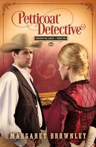 Petticoat Detective cover