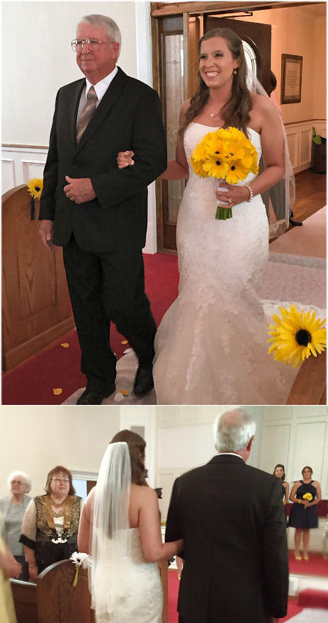 MW-Bride & father