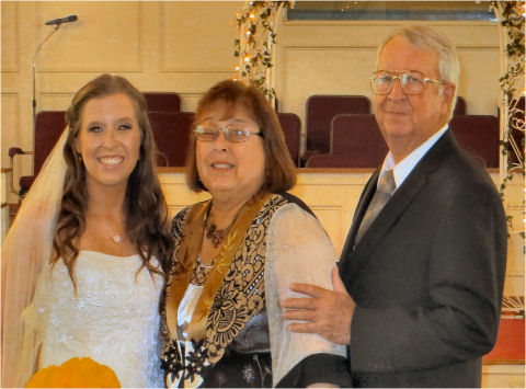 MW-Bride & parents