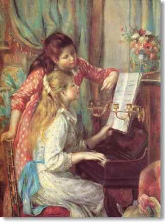 Piano-Instruction