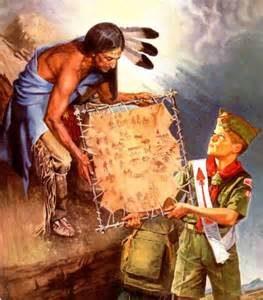 Indian&boyscouts