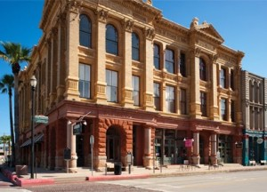 1895 Hutchings-Sealy Building courtesy Mitchell Historic Properties