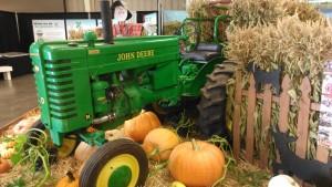 tractor and pumpkins (2)