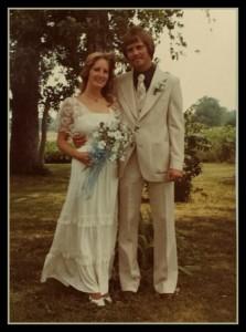 Kathryn's Wedding Day