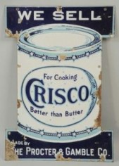 Crisco Shortening