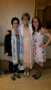 Leigh, Me and Jacqui