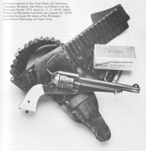 1875 Remington Frontier Army