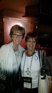 Rosanne and Linda