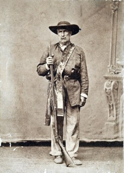 "William A.A. ""Big Foot"" Wallace, ca. 1872"