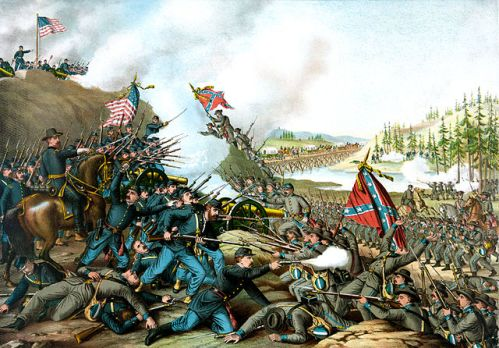 Battle of Franklin, Nov. 30, 1864