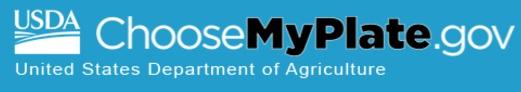 Choose MyPlate Logo