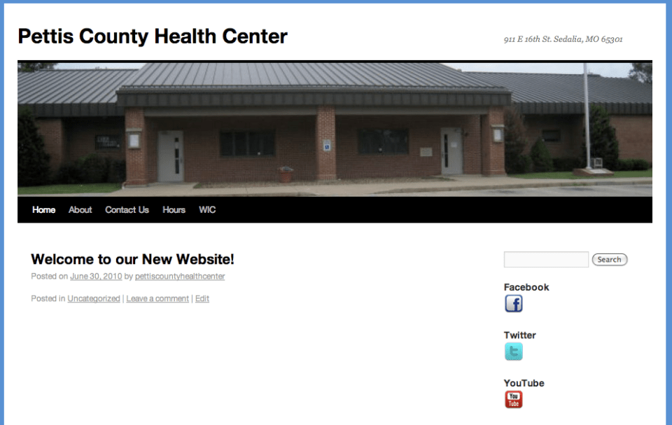 Our New Site!