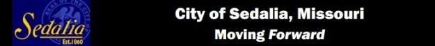 City of Sedalia, Moving Forward