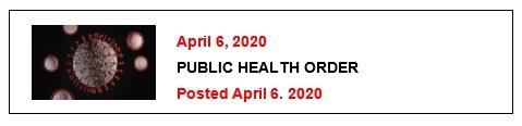 April 6 2020 11