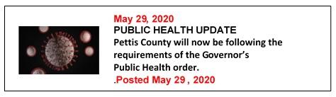 5-29-2020 Public Health Update