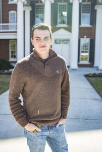 Trevor Goin, an aspiring law enforecemnt officer and Longwood junior, was selected to serve as the ambassador to the National Rifle Association for a year.