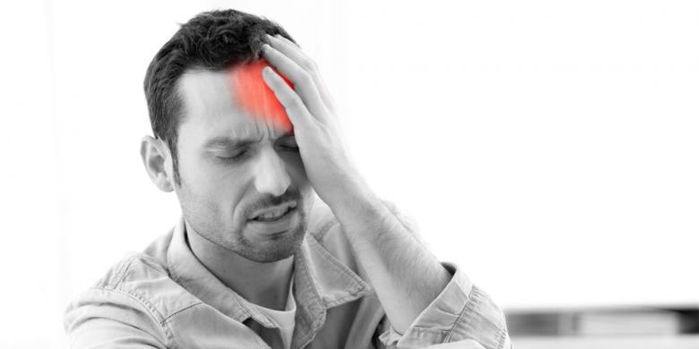 kepala berdenyut, kepala sakit mencucuk, kepala sakit, sakit kepala, bahaya sakit kepala, jenis sakit kepala