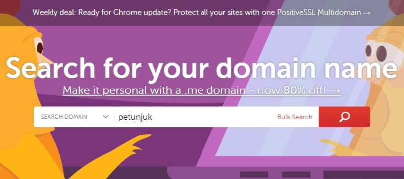 Cara Beli Domain Namecheap