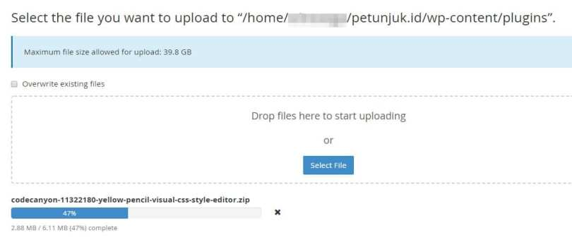3 Cara Instal Plugin Wordpress yang Paling Direkomendasikan 10