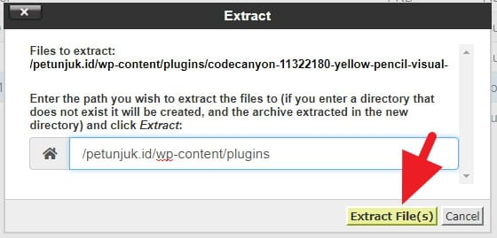 3 Cara Instal Plugin Wordpress yang Paling Direkomendasikan - Cara Instal Plugin Wordpress 13