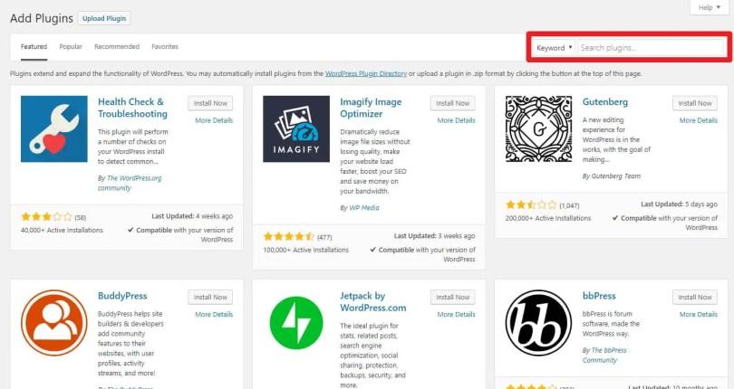 3 Cara Instal Plugin Wordpress yang Paling Direkomendasikan 2