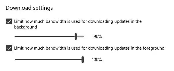 Mempercepat Update Windows 10