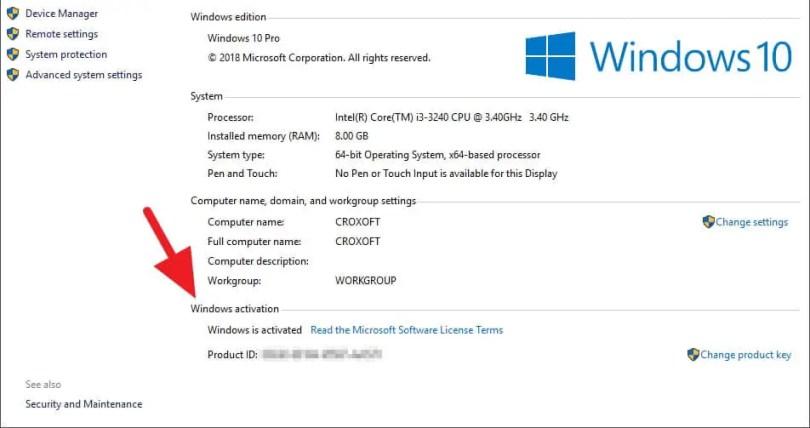cara membedakan Windows 10 asli dan bajakan