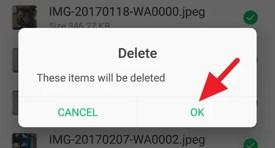 Cara Agar WhatsApp tidak Lemot