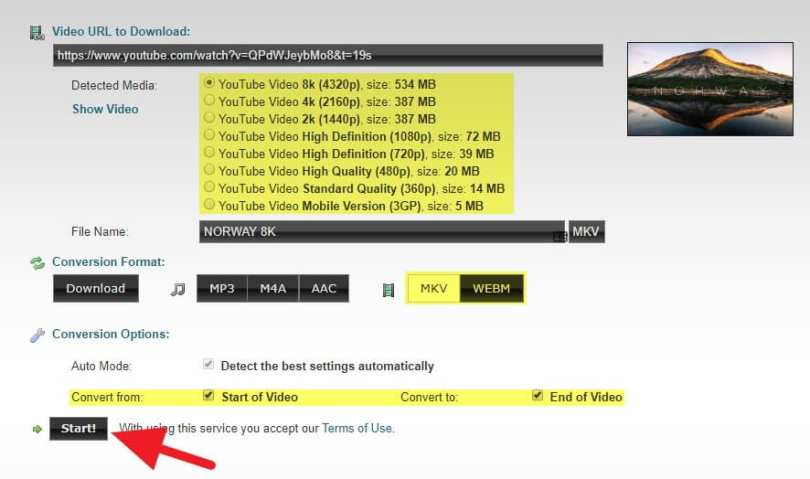 Cara Download Youtube Full HD