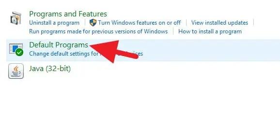 Cara Membuat Google Chrome Jadi Default Browser