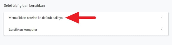 Cara Mengatasi Google Chrome yang Lag