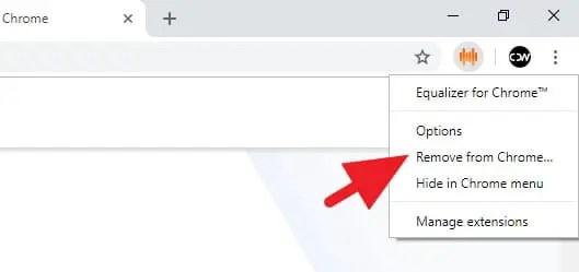 Cara menghapus ekstensi Google Chrome